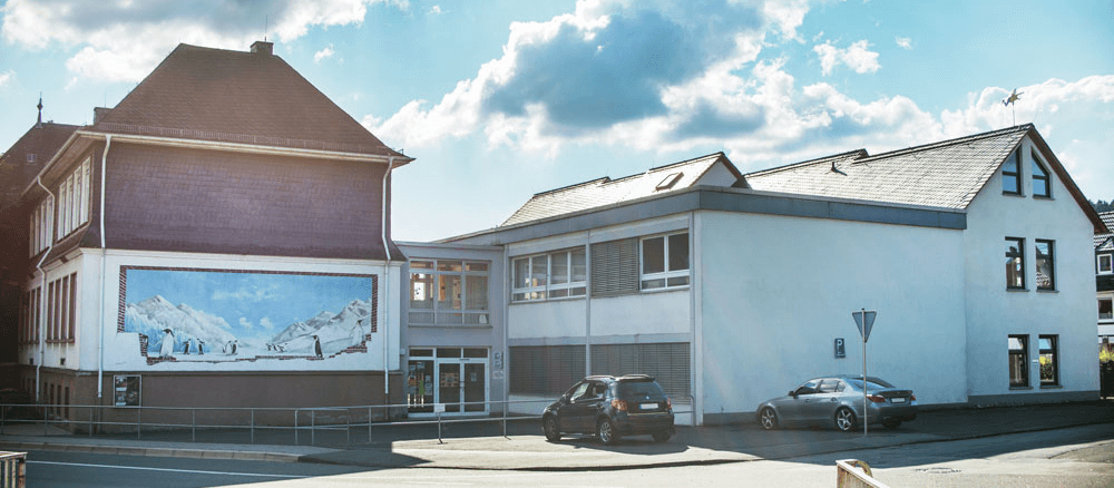 Grundschulstandort in Niedernetphen