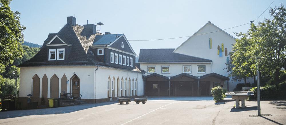 Grundschulstandort in Obernetphen
