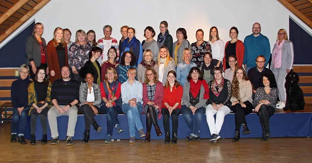 Teamfoto der Grundschule Netphen
